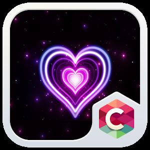 NEON HEART C LAUNCHER THEME 4 8 6 Apk, Free Personalization
