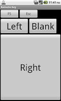 Screenshot of Remote Key