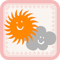 OshareWeather - For cute girls icon