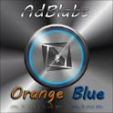 TSF Shell Theme Orange Blue HD icon