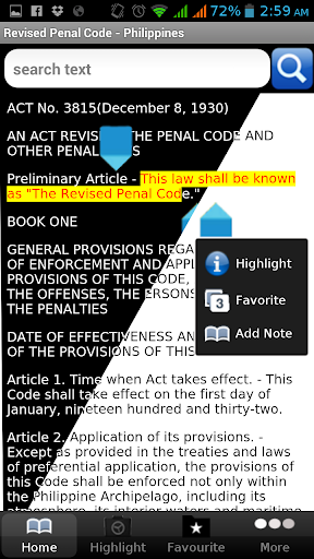 Revised Penal Code Philippines