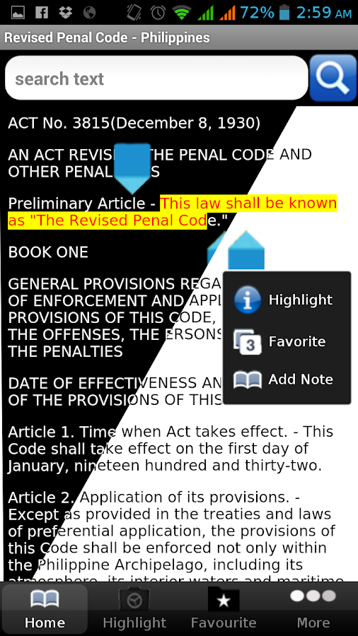 revised penal code Revised statutes: louisiana code of civil procedure: louisiana constitution: senate rules: code of criminal procedure: house rules: louisiana 70804-9062.
