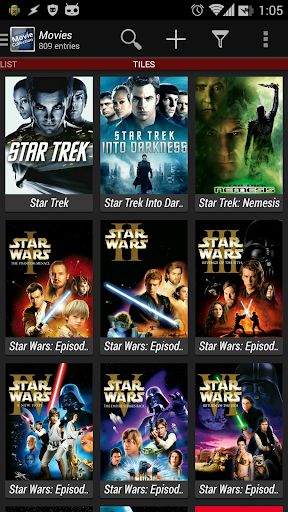 Movie Collection 1.0.0 screenshots 1