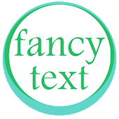 Fancy text +