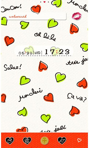 Heart Theme-French- 1.0 Windows u7528 1