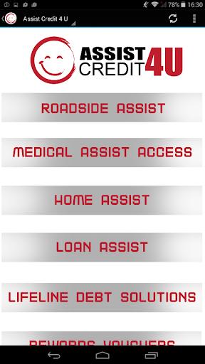 Assist Credit 4 U