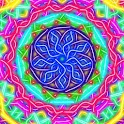 Kaleidoscope Magic Paint icon