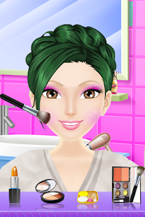 Sally Makeover Salon- screenshot thumbnail
