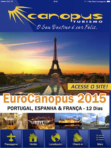 Canopus Turismo