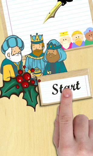 Crea carta a los reyes magos