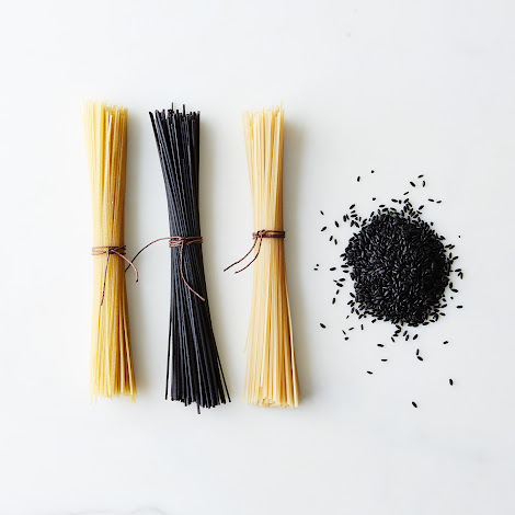 Black Rice & Gluten-Free Pastas (Set of 4)