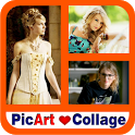 PicsArt Collage icon
