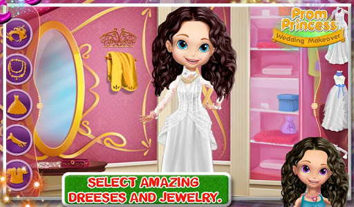 Prom Princess Wedding Makeover v1.0