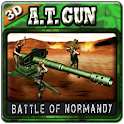 A.T.Gun 3D (WW2:Normandy) icon