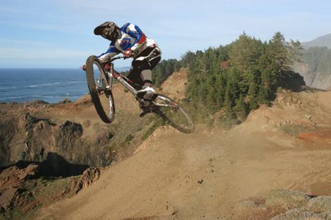 Dirt Mountain Bicycle