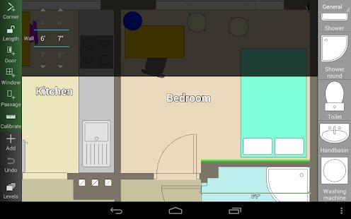 Floor plan creator aplicaciones en google play captura de pantalla malvernweather Choice Image