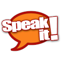 Text to Speech to Text icon