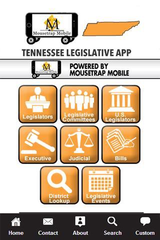 Tennessee Legislative App