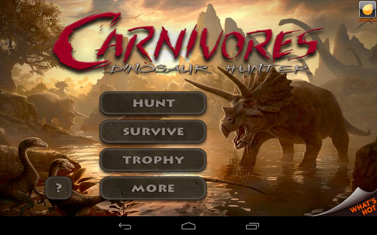 Carnivores: Dinosaur Hunter - screenshot