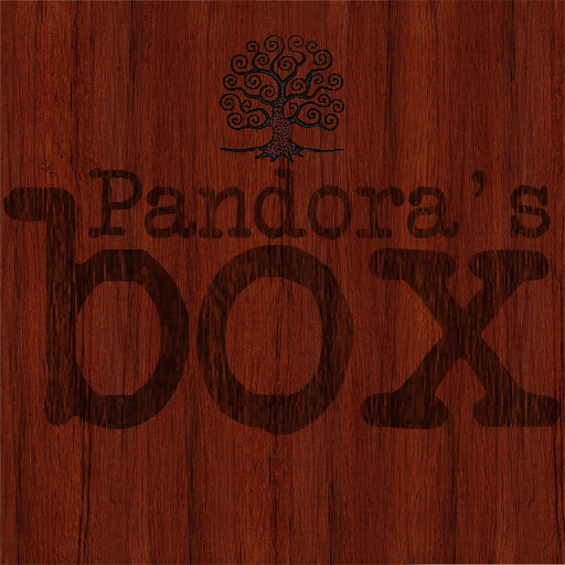 Pandora's Box GHOST SPIRIT BOX 工具 App LOGO-APP試玩