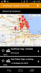 CorePower Yoga - screenshot thumbnail