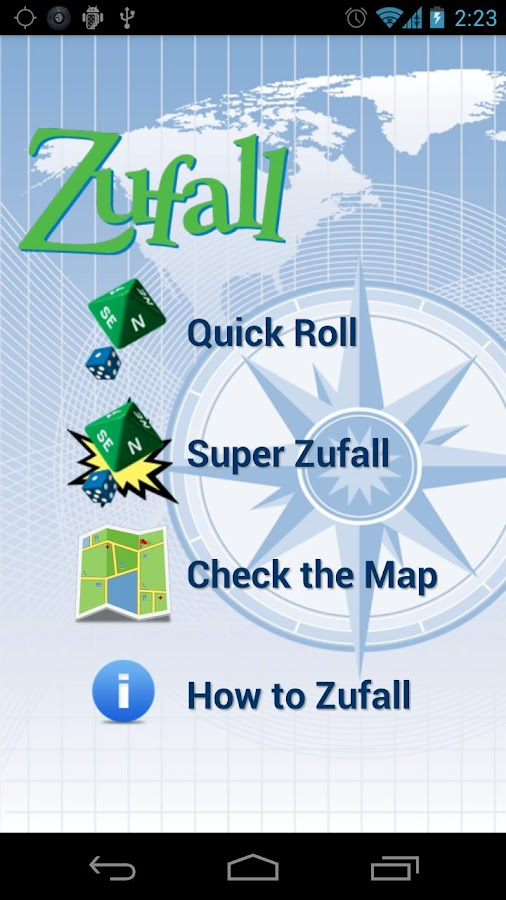 Zufall Adventures- screenshot