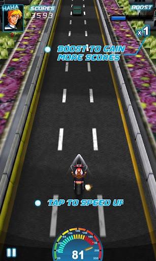 自行車 賽車 速度 騎手: Bike Racing 3D