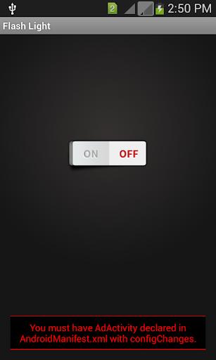 【免費生活App】Flash Light-APP點子