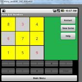 Wordoku - Square 3g puzzle