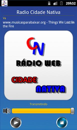 Rádio Cidade Nativa