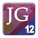 J-Girls Vol.12 Tomoka Nozawa logo