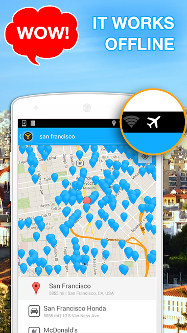 #8. WiFi Map — Free Passwords (Android)