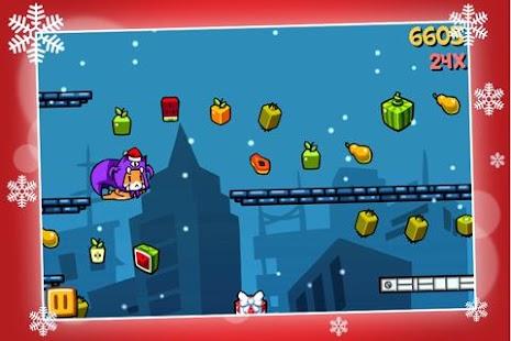 Tappy Run Xmas - Christmas- screenshot thumbnail