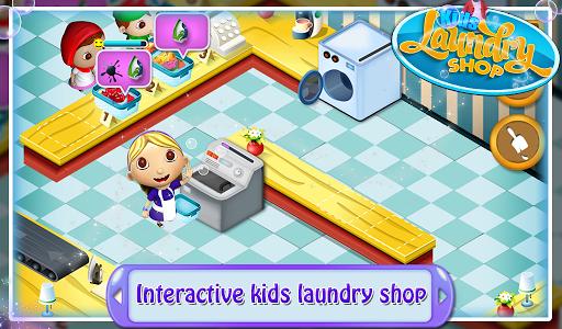 Kids Laundry Shop v1.0