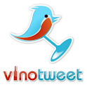Vinotweet – Share Your Wine! logo