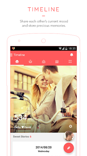 Couplete - App for Couples