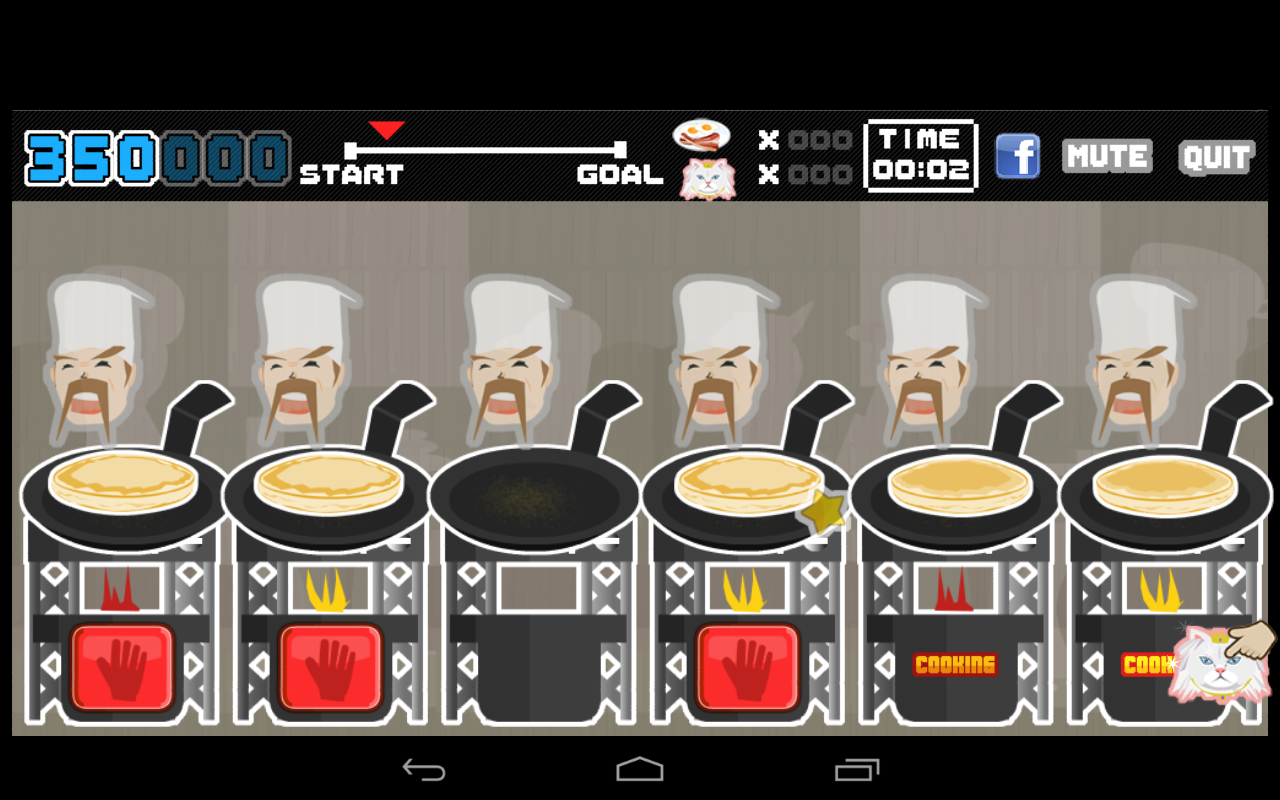 Flap Jacks Pancake Master - screenshot