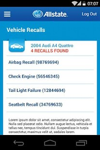 Allstate® Mobile- screenshot thumbnail