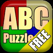 ABC Puzzle Free - Preschool