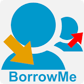 Borrow and lend items or money
