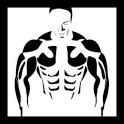 Entrenamiento gym icon