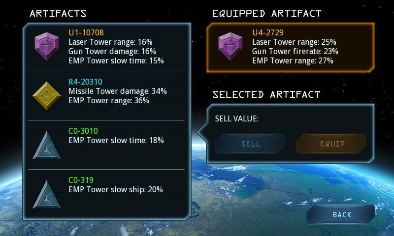 Solar Defence- screenshot
