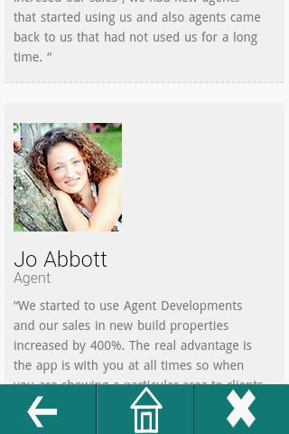 【免費商業App】Agent Developments-APP點子
