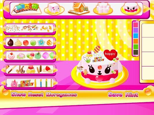 Super Delicious Cake Games - screenshot