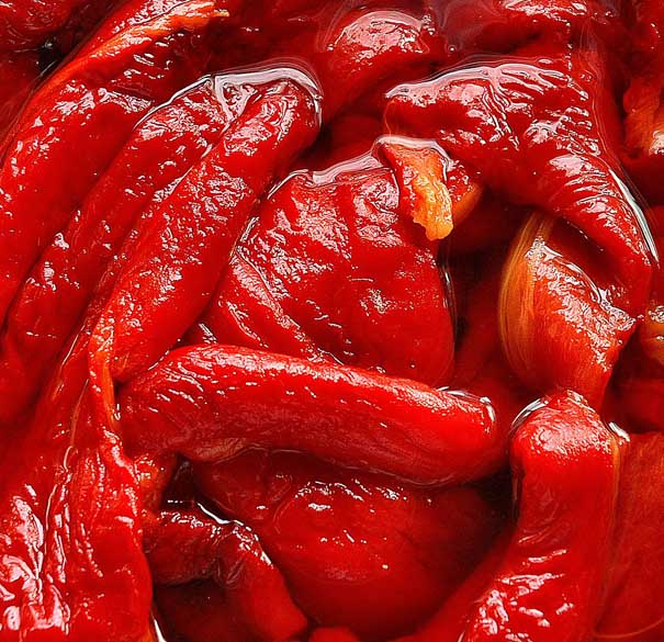Sweet and Sour Red Pepper Jam Recipe