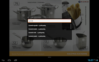 Screenshot of HENDI PL