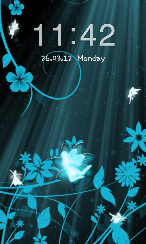 Go Locker Fairy Blue - screenshot