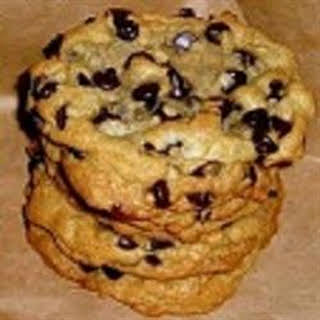 Basic Chocolate Chip Cookies.