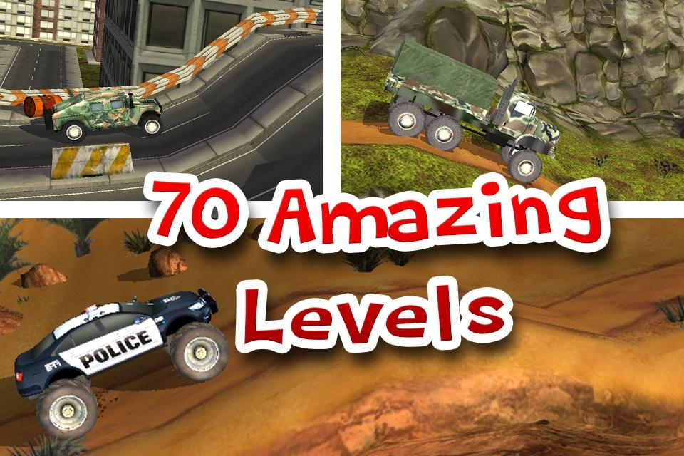 Monster Truck Race Game Android Apps On Google Play