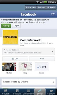 Computer World Romania- screenshot thumbnail